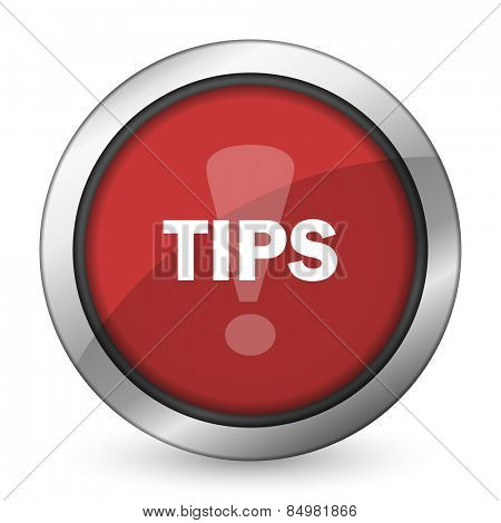 tips red icon