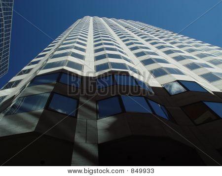 Downtown Boston Reflections