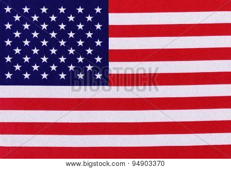 Stars and Stripes flag of the United States