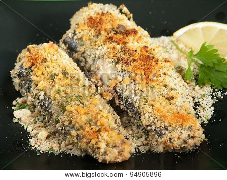 Crunchy Oven-fried Fish