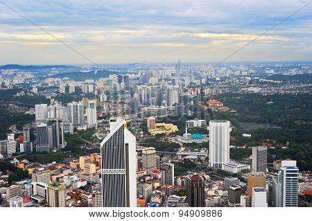 Kuala Lumpur Cityscape, Malaysia