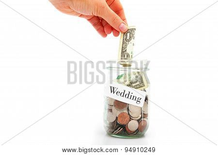 Wedding Saving