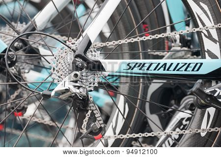 Omega Pharma Quick-step Bike