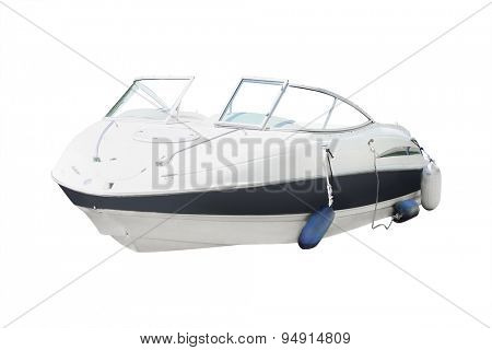 the image of a boat under the white background