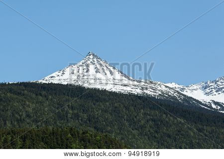 Skagway's Mountains