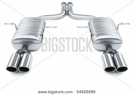 Exhaust Pipes System