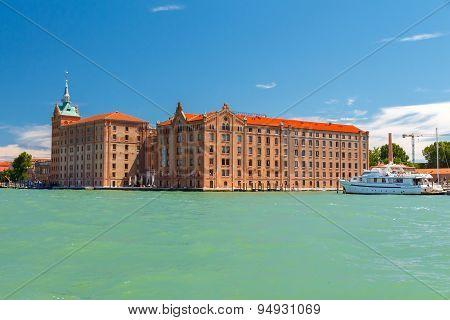Venice. Hilton Molino Stucky.