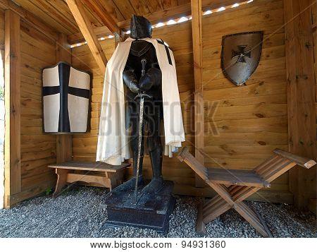 Teutonic knight.