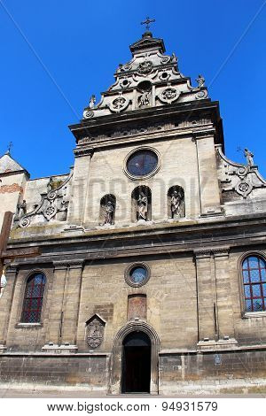 Church Of St. Andrew, Lviv, Ukraine