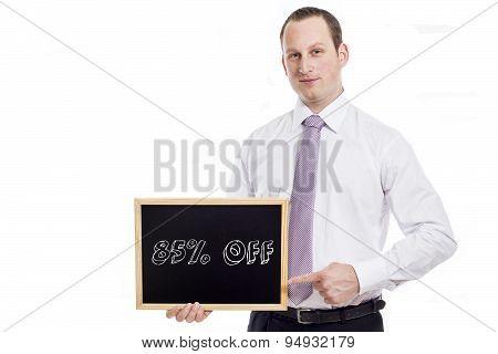 85% Off