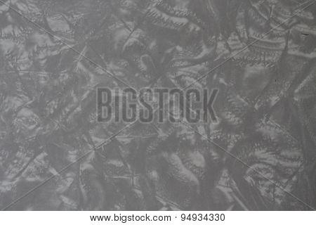 Dark gray vintage marbled tabletop