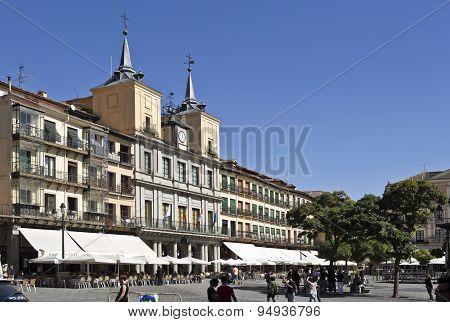 Segovia Town Hall