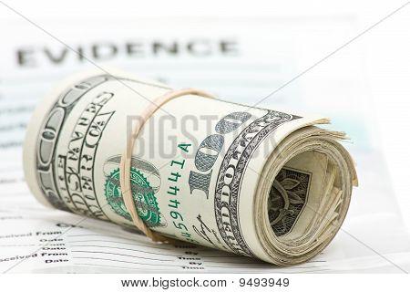 Money Evidence