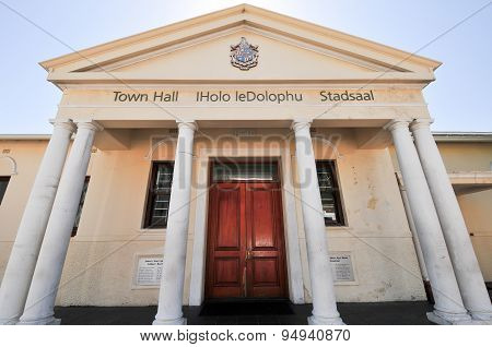 Simon's Town - Town Hall, South Africa