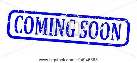 Blue Stamp Coming Soon