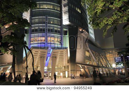 Roppongi night life Tokyo