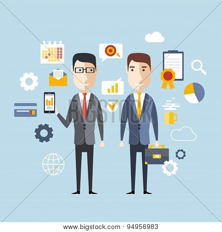 Concept of Successful Partnership