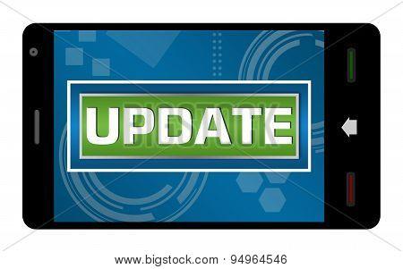 Update Smartphone