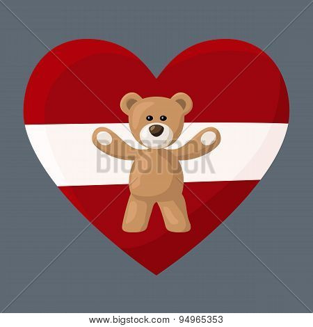 Latvian Teddy Bears