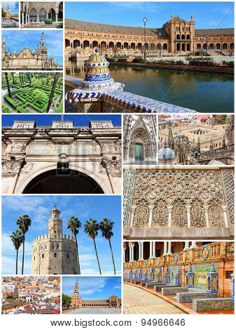 Seville Photo Set
