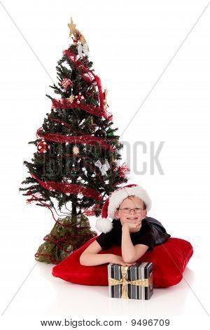 Boy Christmas Present