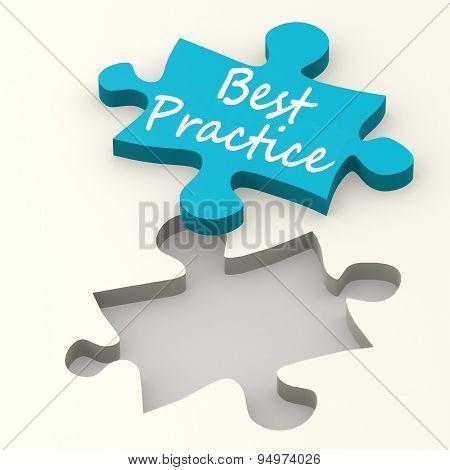 Best Practice On Puzzle