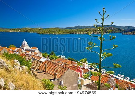 Unesco Town Of Sibenik Historic Waterfront