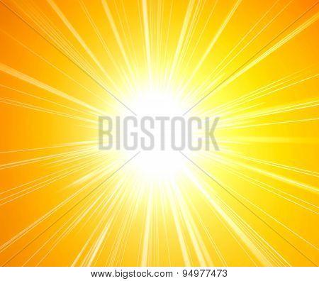 Hot Sunshine