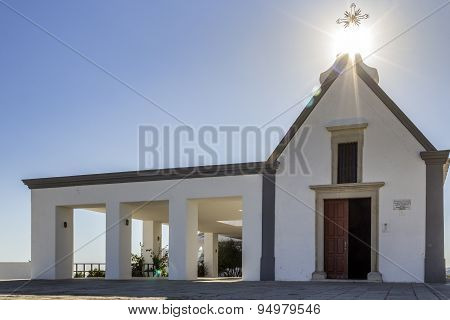 Chapel Of The Santuario De Nossa Senhora Da Piedade (sanctuary Of The Sovereign Mother), Loule