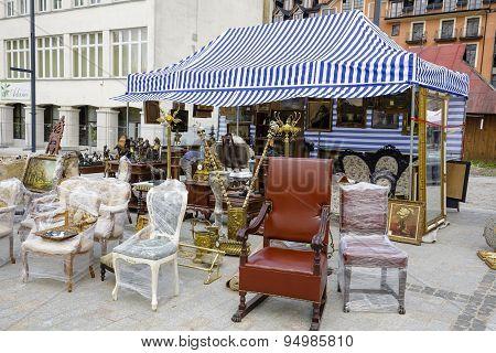 Antiques Sale In Zakopane