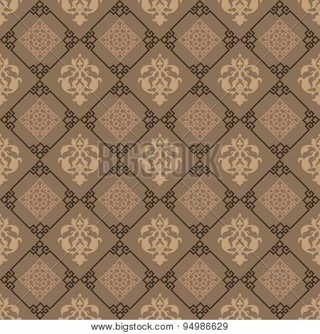 Background pattern. Asian style
