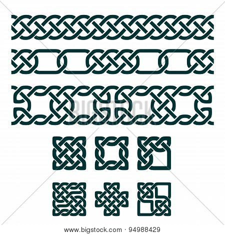Celtic Design Element