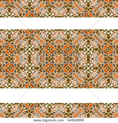 Stripped Decorative Seamless Pattern