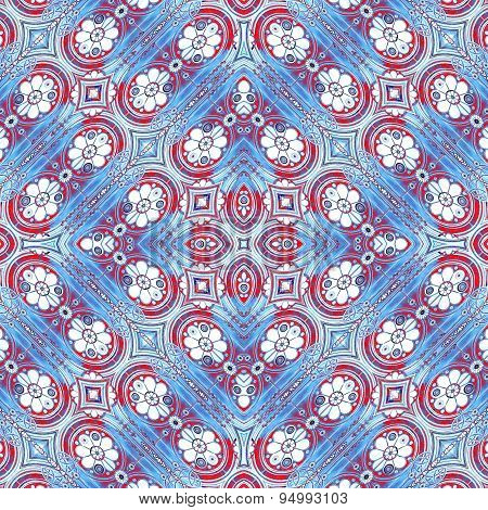 Decorative Modern Geometric Pattern