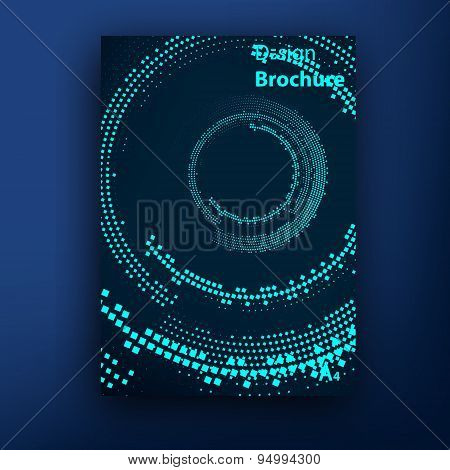 Vector brochure  booklet cover design templates collection