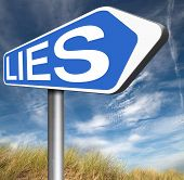 picture of lie  - lies breaking promise break promises cheating and deception lying    - JPG