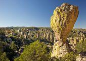 Stone Hoodoos at Chiricahua National Monument poster
