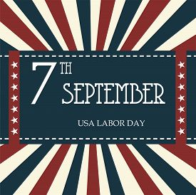 pic of labor  - illustration of a background for Labor Day - JPG