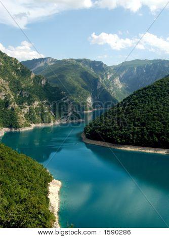 Lake Piva