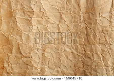 Creased paper texture