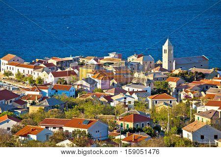 Town Of Vinjerac Waterfront View