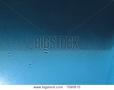Background Blue Drops