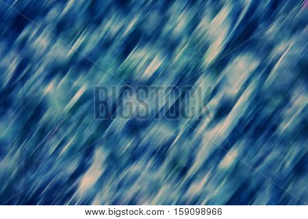 diagonal blurred color lines abstract background blue