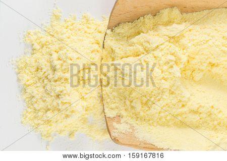 Corn Flour And Corn