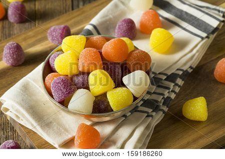 Sugary Sweet Holiday Gum Drops