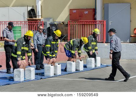 Entrance Exams To Firefighter School