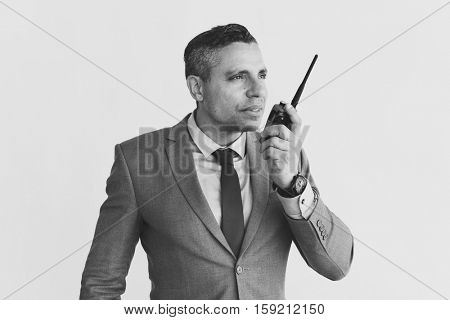 Businessman Executive Professional Entrepreneur Concept