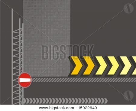 Industrial Background Series.