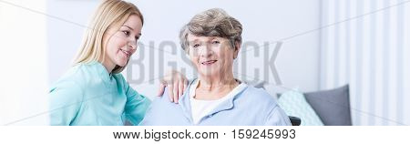 Spending Time With Patient