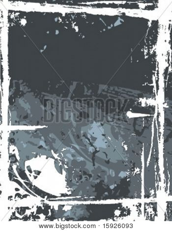 Grunge Industrial Background Series.